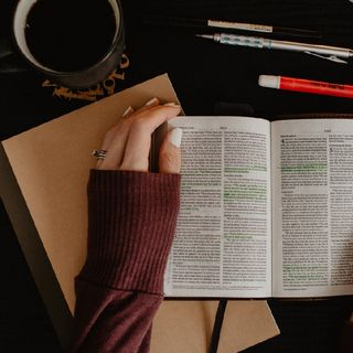 Time In God's Word