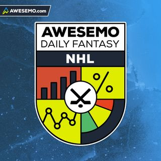 Awesemo NHL DFS