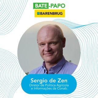 Bate-Papo Barenbrug com Sérgio de Zen, Diretor de Política Agrícola e Informações da Conab