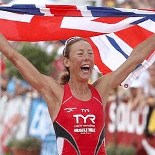 Episode 170 - with Chrissie Wellington - 4 x Ironman World Champion