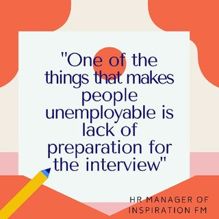 Episode 1: Interview With HR Manager Of Inspiration FM
