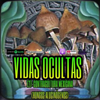 E27: HONGOS ALUCINÓGENOS (Contracultura Mexicana)