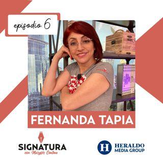 Fernanda Tapia revela todo sobre su personalidad | Signatura