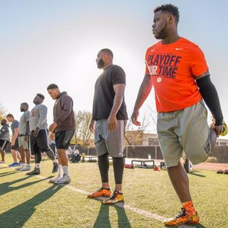 A Day In The Life Of Some Of The Top Athletes On The Face Of The Planet: How To Train For The NFL Combine.