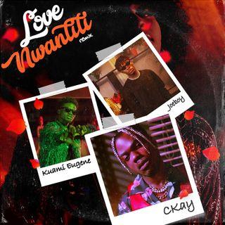 CKay Ft. Joeboy & Kuami Eugene - Love Nwantiti (ah ah ah) NERSI RADIO