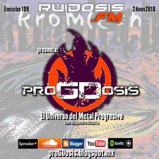 proGDosis 109 - 24nov2018 - Kromlech