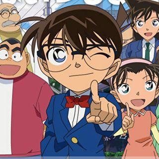 "RADIO GIAFFY - 23/05/19 ""Detective Conan"" (4di4)"