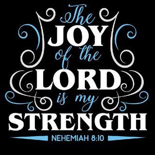 The Strength of Joy