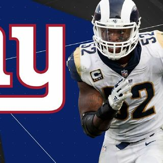 NYG Talk Ep. 375 ALEC OLGLETREE TRADED TO THE NYGS YES LORD!!!!