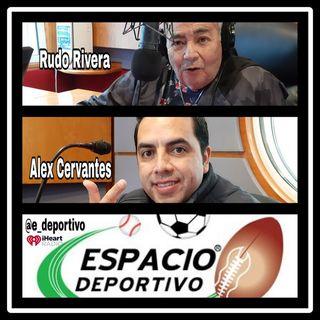 Un Programa cómico, trágico, musical en Espacio Deportivo de la Tarde 07 de Noviembre 2019