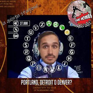 TH202 - Portland, Detroit o Denver?