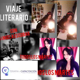 Viaje Literario con Ángela Escobar.