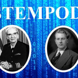 Prominent STEM figures- Grace Hopper and John Logie Baird