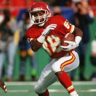 Former Chiefs and Falcons WR JJ Birden talks football and motivation!
