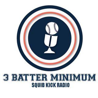 3 Batter Minimum Podcast: Baseball, Bagels, Battlestar Galactica