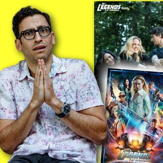 #268: From Legends of Tomorrow, actor Adam Tsekhman is here with the lowdown on his time-traveling, fan-fave character, Gary Green!