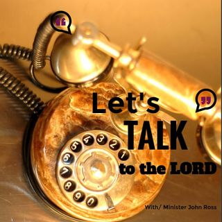 Let's Talk To The Lord # 1 Fruits of the Spirit