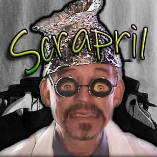 """Doctor I. M. Paranoid """"Scrapril 2020"""""""
