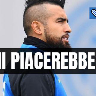 """Calciomercato Inter, Vidal a sorpresa: """"Sì, andrei in Messico"""""""