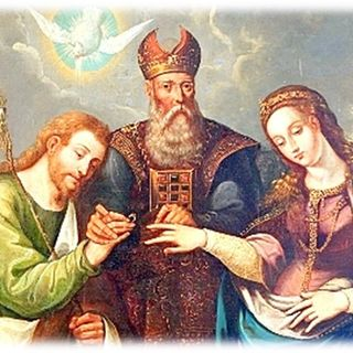 Marriage of Joseph & Mary