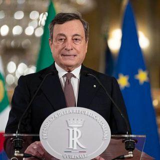 Assemblea settimanale - Sul governo Draghi