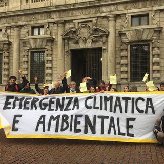 Il 20 maggio Milano ha dichiarato emergenza climatica e ambientale