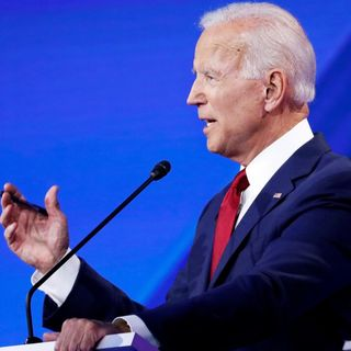 Joe Biden's Debate Preformance- 2020 Road to The White House