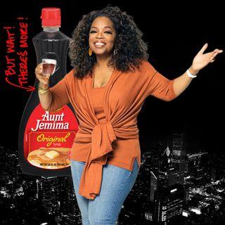 ALERT:  HE'S GOT BEEF WITH JUNETEENTH, TRUMP RALLY, AUNT JEMIMA ... Oprah