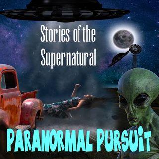 Paranormal Pursuit | Interview with Dr. Elliott Van Dusen | Podcast