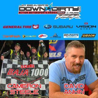 #362 – Baja 1000 Winner Cameron Steele & ToyMakerz Star David Ankin On Air!