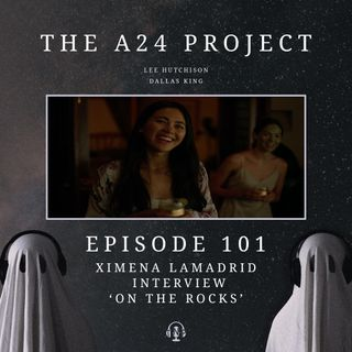101 - Ximena 'On The Rocks' Lamadrid Interview