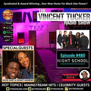 "Episode #480 feat. Kevin Hart & Tiffany Haddish | ""Night School"" (Podcast Version)"