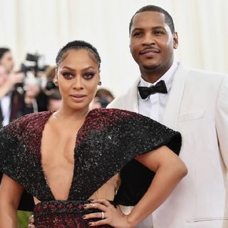 Carmelo Anthony Cheating On La La Anthony Isn't News. Let Me Tell You How La La Wins Big