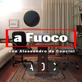 Spazio l'ultima frontiera dell'umanità - a Fuoco #4 con Alessandro de Concini