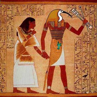 Tavola IX di Thoth - La chiave per essere liberi nello spazio [lettura]