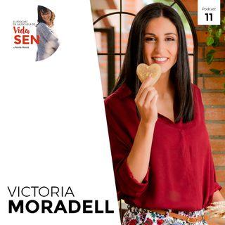 La cosmética natural con Victoria Moradell