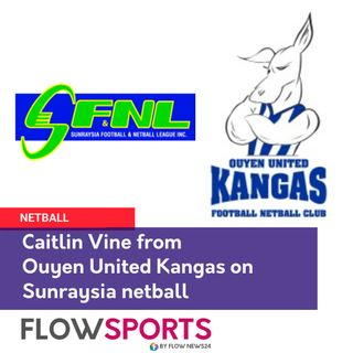 Caitlin Vine from Ouyen Kangas reviews round 4 and previews round 5 of Sunraysia netball