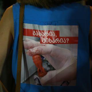 L'onda anti-russa a Tbilisi
