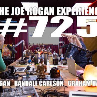 #725 - Graham Hancock & Randall Carlson