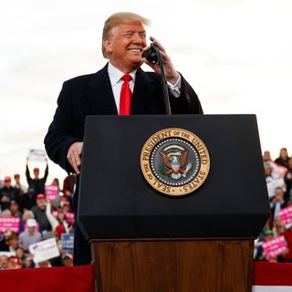 A Trump solo le importa ganar votos