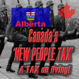 Morning Minute Nazi Jack boots in Alberta carbon tax law Jan24 2017