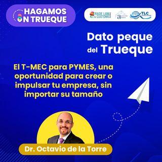 E30 El T-MEC para PYMES, una oportunidad para crear o impulsar tu empresa, sin importar su tamaño