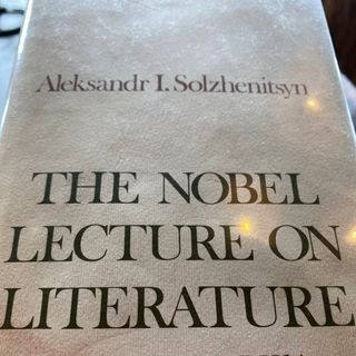 Solzhenitsyn Part III