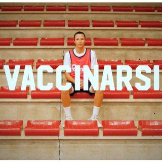 """Squadre e atleti testimonial per lo """"sport vax-day"""": in campo basket, calcio e hockey"""