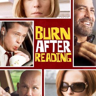 Burn After Reading: di Joel e Ethan Coen, con George Clooney, Brad Pitt, John Malkovich