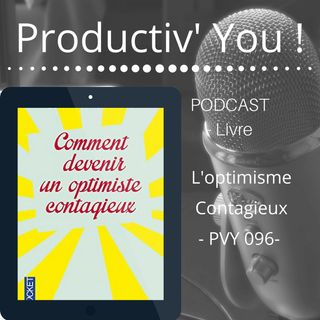 L'optimisme contagieux  - PVY096