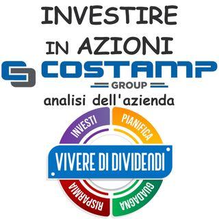 INVESTIRE IN AZIONI COSTAMP   analisi dell'azienda