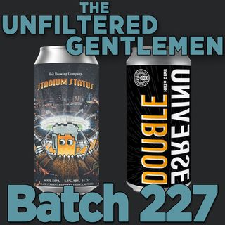 Batch227: 8 bit Brewing Stadium Status Sour IPA & Fair State Brewing Cooperative Double Universe