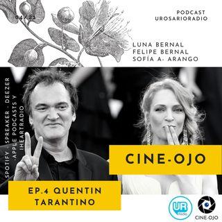 Ep 4. Quentin Tarantino