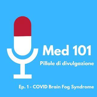 Ep. 1 - COVID Brain Fog Syndrome